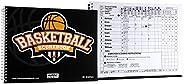 Murray Sporting Goods Basketball Scorebook - 35 Games - 15 Players