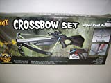 CROSSBOW SET. Realistic Halloween prop or accessory.
