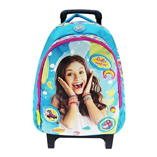 Soy Luna - Disney Channel - Mochila con Carrito 750-7555