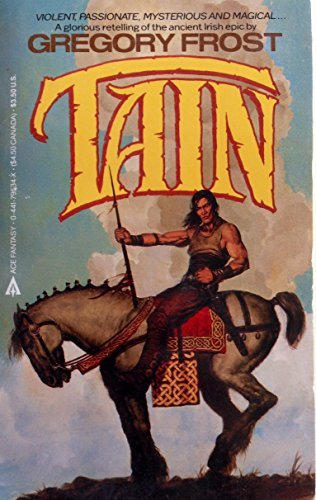 book cover of Tain