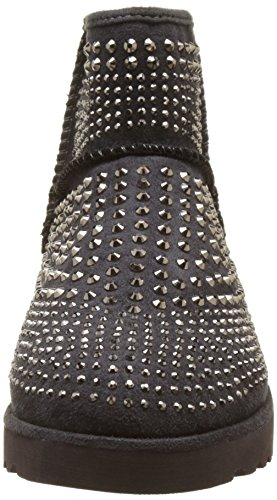 Les M Belarbi Boots Women's par Gris Snow Calisse Grey 318 Tropéziennes aArnOqPwa