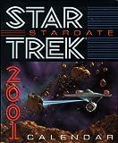 Star Trek: Stardate 2001 Calendar