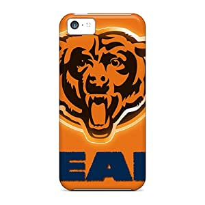 NataliaKrause Iphone 5c Shock Absorbent Hard Cell-phone Cases Custom Nice Chicago Bears Pictures [eTy7406FNSt]
