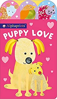 Book Cover: Alphaprints: Puppy Love