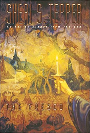 book cover of The Fresco