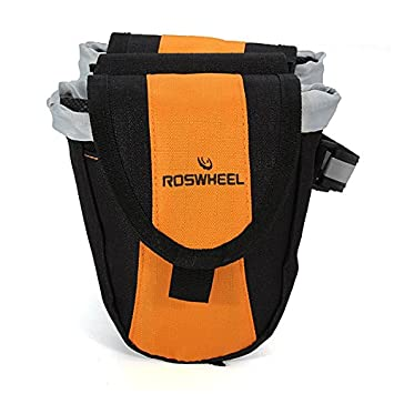 ShopSquare64 Roswheel - Bolsas Multiusos para Bicicleta de ...