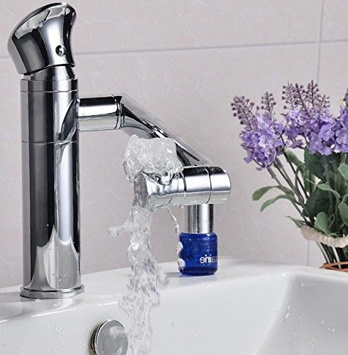 Home Tap Basin Wasserhahn heiß und kalt Einlochmontage Spültischmischer