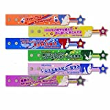 Everyone's lottery KING OF PRISM by PrettyRhythm sparkle rubber bracelet set of 6