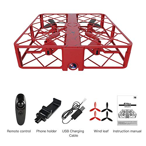 SG500 Mini RC Drohne Wifi Fernbedienung Quadcopter 720P HD 2MP Kamera Weitwinkelobjektiv 4CH Höhenstand Headless Modus Hubschrauber