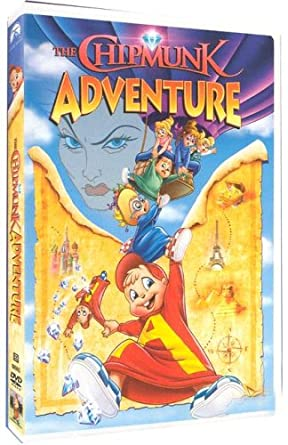 alvin and the chipmunks adventure trailer