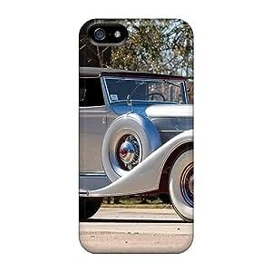 Cute Tpu KKFAN Antique Car Case Cover For Iphone 5/5s