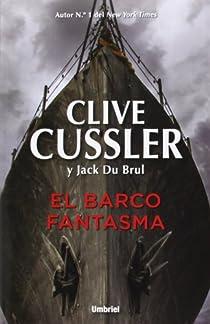 El barco fantasma par Cussler