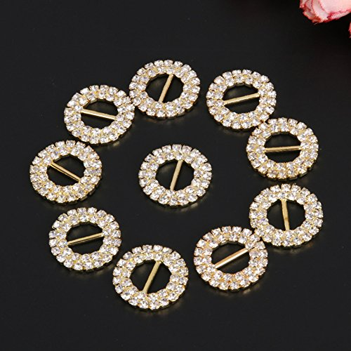 Buttons - 10pcs Set Diy Gold Double Row Round Rhinestone Button Pearl Wedding Decoration Buckles Sewing - Sewing James Mother Teal Rug Orange Snap Diaper My Women
