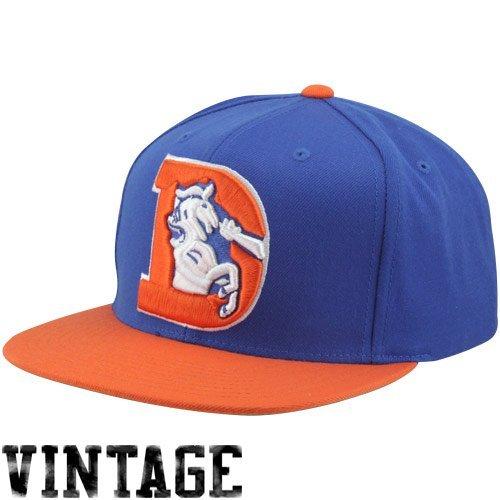 f0bea11ee8b307 Amazon.com : NFL Mitchell & Ness Denver Broncos Throwback XL Logo 2T ...