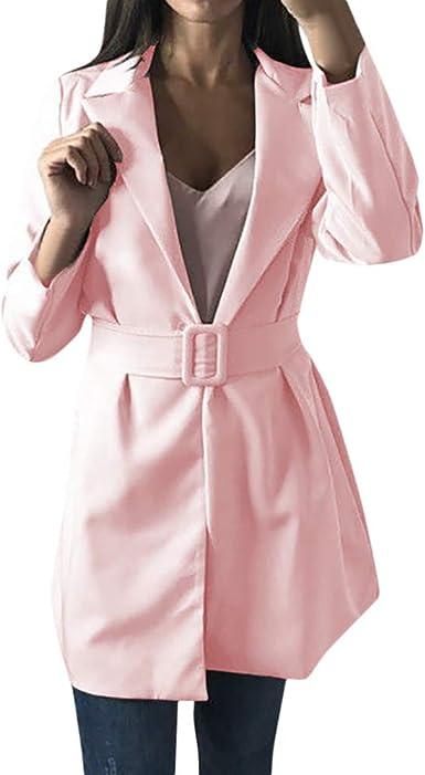 ASHOP Ropa Mujer Chaquetas de Mujer Invierno Abrigo Perro Grande Impermeable Cremallera Jackets