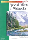 img - for Special Effects in Watercolours (How to Draw & Paint S.) by Kolan Peterson (1998-05-03) book / textbook / text book