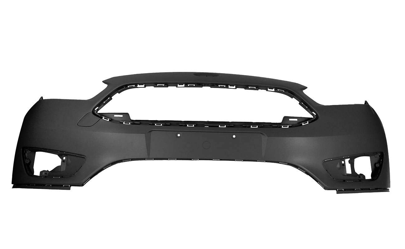 Radiator Support Compatible with 2012-2018 Ford Focus Lower Steel Hatchback//Sedan