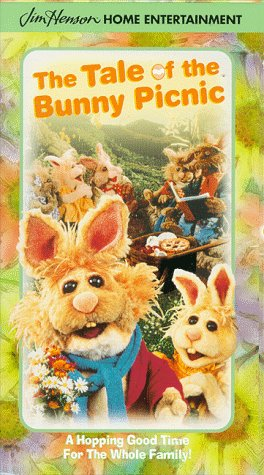 Pique Bunnies - The Tale of the Bunny Picnic [VHS]