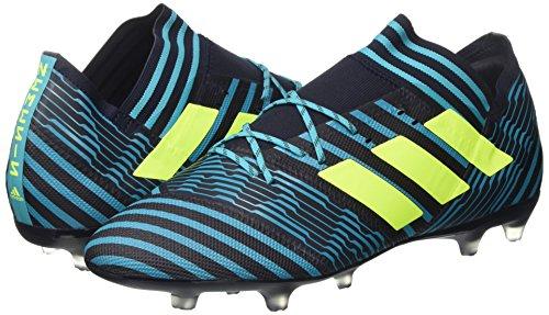 Chaussures Nemeziz Soccer Adidas 17 Bleu Solaire Multicolores encre nergtique Jaune Pour Hommes Fg 2 De Legend dIqfwq4