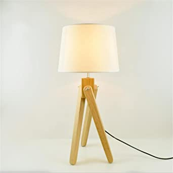 Table lamps desk, tripod & modern