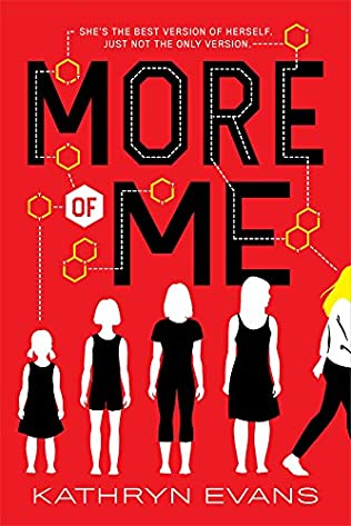 book cover of More of Me