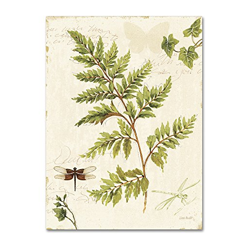 Ivies and Ferns I Wall Decor by Lisa Audit, 18