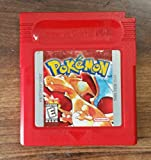 Pokemon Red Version Game [Game Boy]