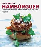 capa de O Livro do Hamburguer