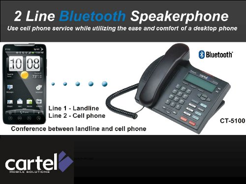 Cartel Bluetooth Speakerphone for Office by Cartel (Image #1)