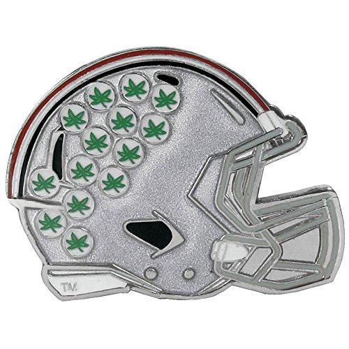 NCAA Ohio State Buckeyes Large Helmet Ball Marker