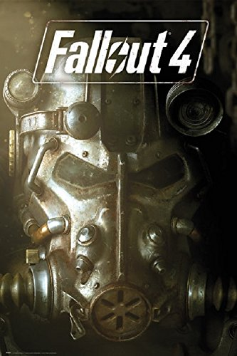 Gas Mask - Fallout 4 Video Game 24x36 Poster