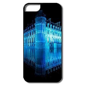 Durable Castle Blue Light Case For IPhone 5/5s