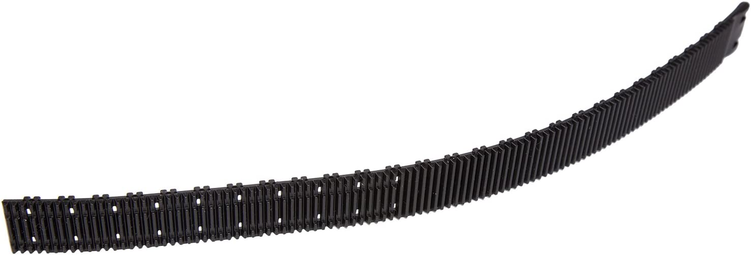 Half Inch Rails Zip Tie Focus Gear Fat Lens Gear