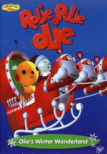 Rolie Polie Olie - Olie's Winter Wonderland -
