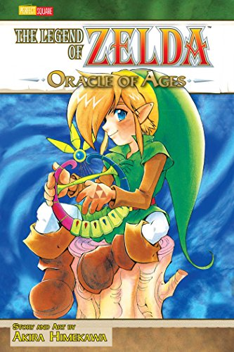 The Legend of Zelda, Vol. 5: Oracle of Ages (5)