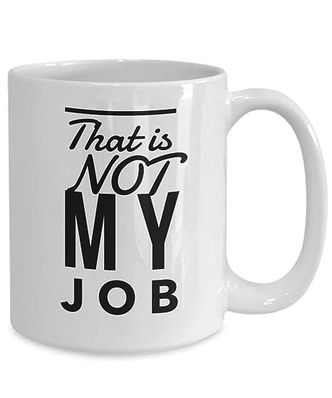 Amazon.com: Drake and Josh Mug, That is Not My Job, Drake ...