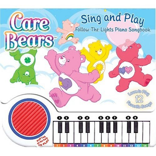 Download Sing and Play: Follow-the-lights Piano Songbook (Care Bears) PDF