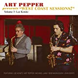 "Art Pepper Presents ""West Coast Sessions!"" Volume 3: Lee Konitz (Limited Edition)"