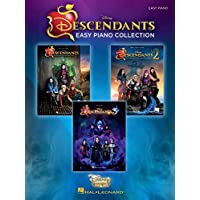 The Descendants Collection: Music from the Trilogy of Disney Channel Motion Picture - Easy Piano