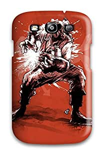 New Arrival Case Cover With RphwIQG4715IsIxq Design For Galaxy S3- Team Fortress 2