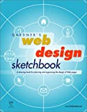Gardner's Web Design Sketchbook, Garth Gardner PhD, 1589650093