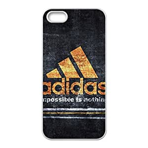 QQQO adidas impossible is nothing Hot sale Phone Case for iPhone 5S