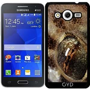 Funda para Samsung Galaxy Core 2 SM-G355 - Gecko Lagarto De Cerca by loki1982