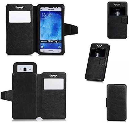 KuGi Funda Elephone P8 Mini, Slim Flip Cover Carcasa Cubierta de ...