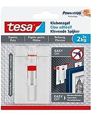 tesa® Ställbar självhäftande etikett för tapeter och puts 2 kg