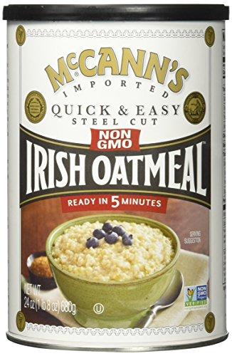 quick cook steel cut oats - 4
