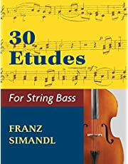 30 Etudes for the String Bass