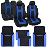 girl car seat covers full set - BDK Sport Series
