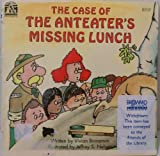The Case of the Anteater's Missing Lunch, Vivian Binnamin, 0671688200