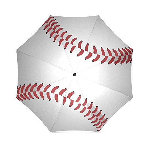 Baseball Umbrellas - Lovers/Families/Friends Gifts New Arrival Baseball Design 100% Fabric And Aluminium High-quality Umbrella